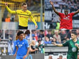 Das sind die Bundesliga-Spieler bei der U-21-EM