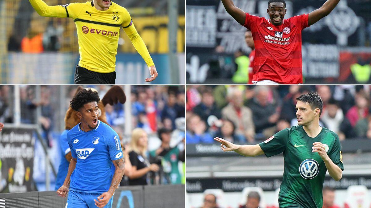 Das sind die Bundesliga-Spieler bei der U-21-EM - Nationalmannschaft | U21 | Bildergalerie - kicker