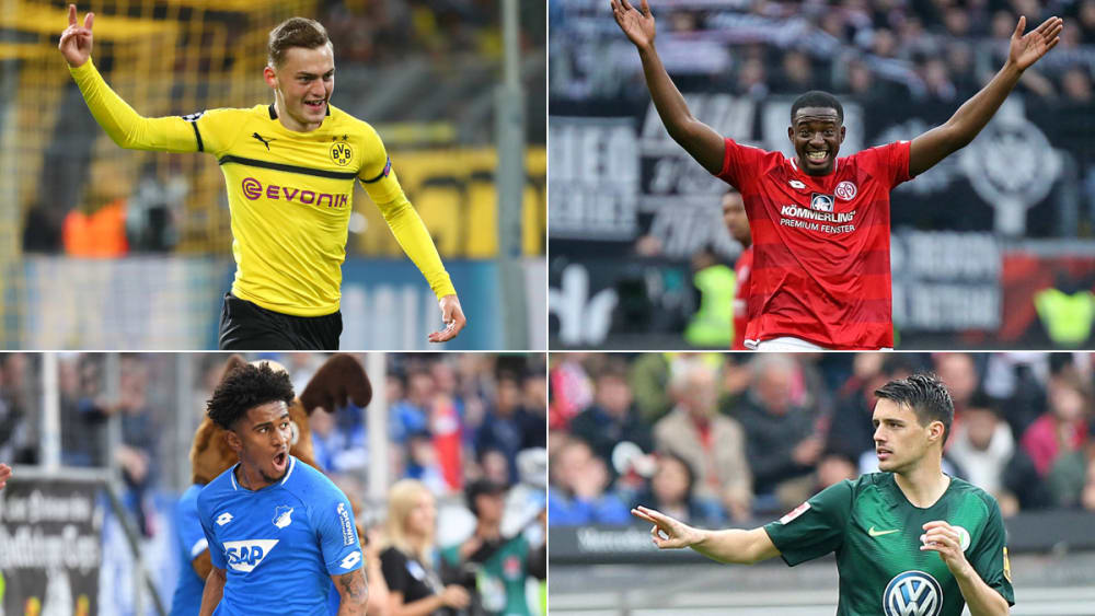 Bundesliga-Spieler bei der U-21-EM