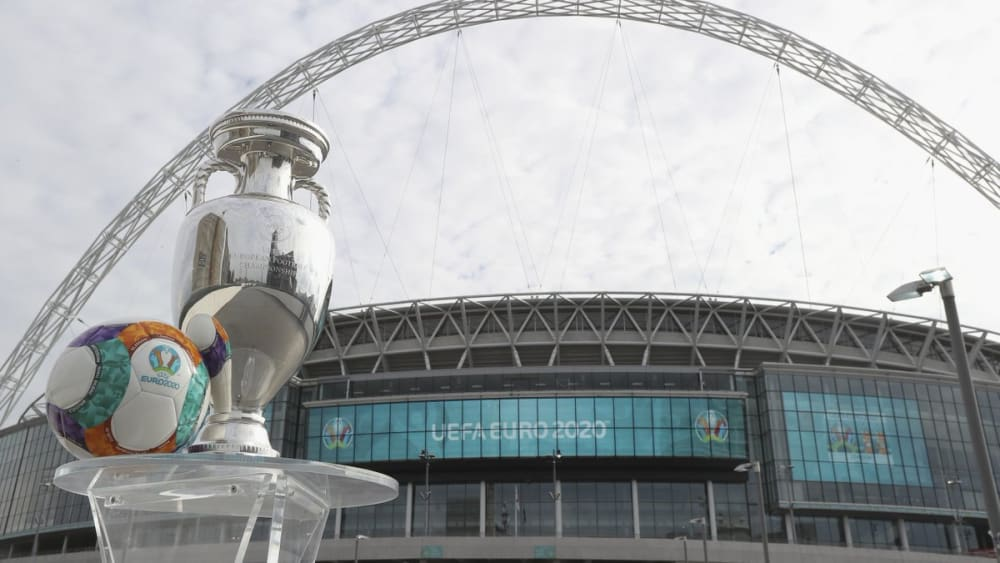 Wembley-Stadion London