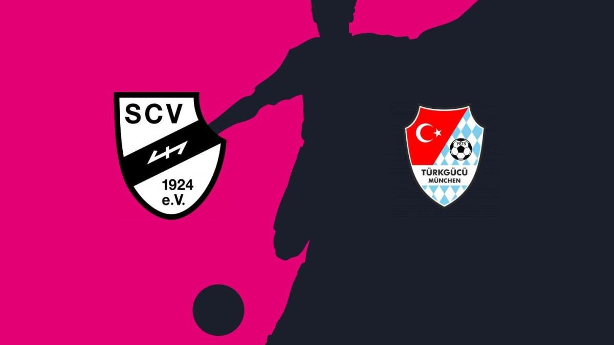 SC Verl - Türkgücü München (Highlights)