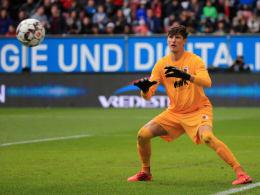 Mit Kaufoption: VfB leiht Kobel von der TSG aus