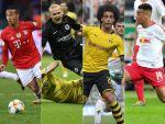 kicker-Rangliste: Die besten Sechser der Bundesliga