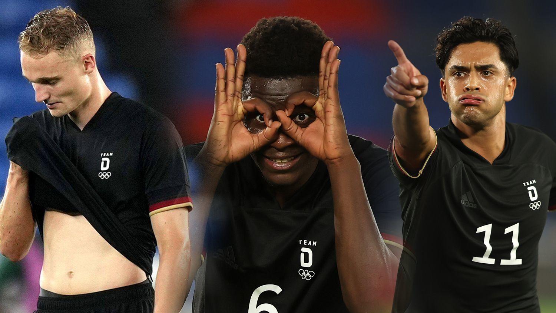 Nur zwei Spieler besser als 3: Die kicker-Noten zu Deutschland - Saudi-Arabien