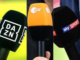 Bundesliga, 2. Liga, DFB-Pokal: Was wann wo im TV läuft