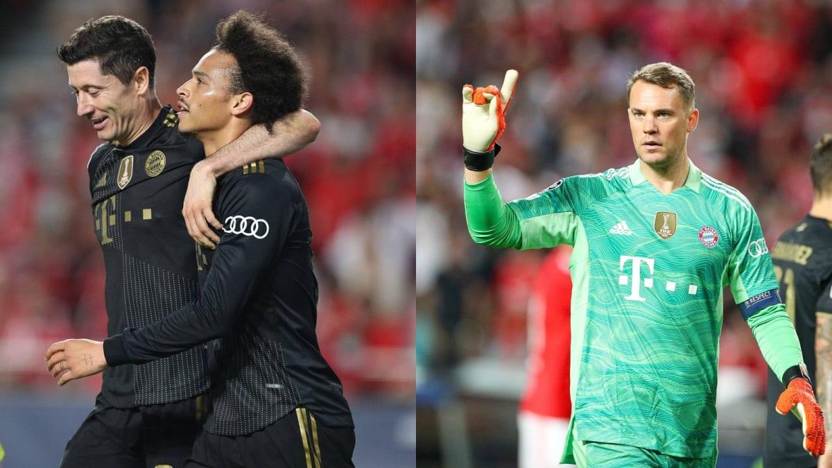 Bayerns starker Schnitt: Die kicker-Noten zum 4:0 bei Benfica