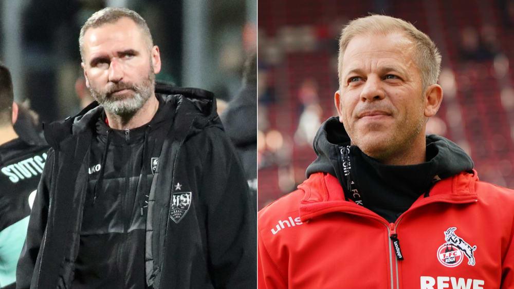 Liga: VfB-Trainer Walter macht sich