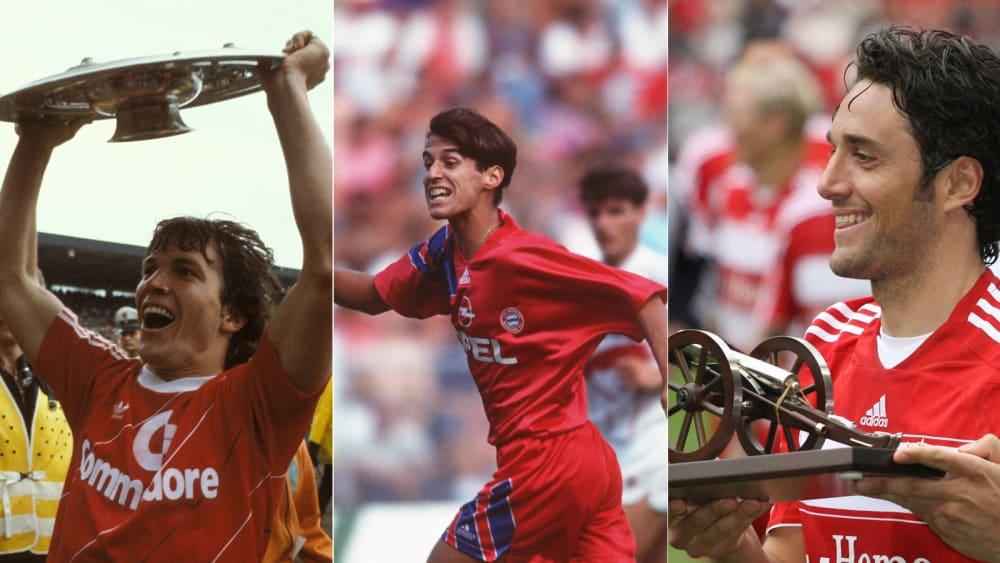 Von Lerby bis Lewy: Die wichtigsten Hoeneß-Transfers - Zum Abschied vom FC Bayern