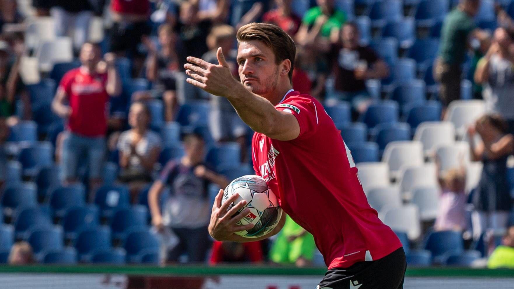 Spielbericht | Hannover 96 - SpVgg Greuther Fürth 1:1 | 4. Spieltag | 2. Bundesliga 2019/20 - kicker