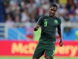 Nigeria zaubert einmal - und das reicht