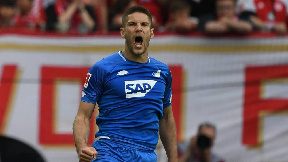 Das Comeback naht: Hoffenheims Angreifer Andrej Kramaric.