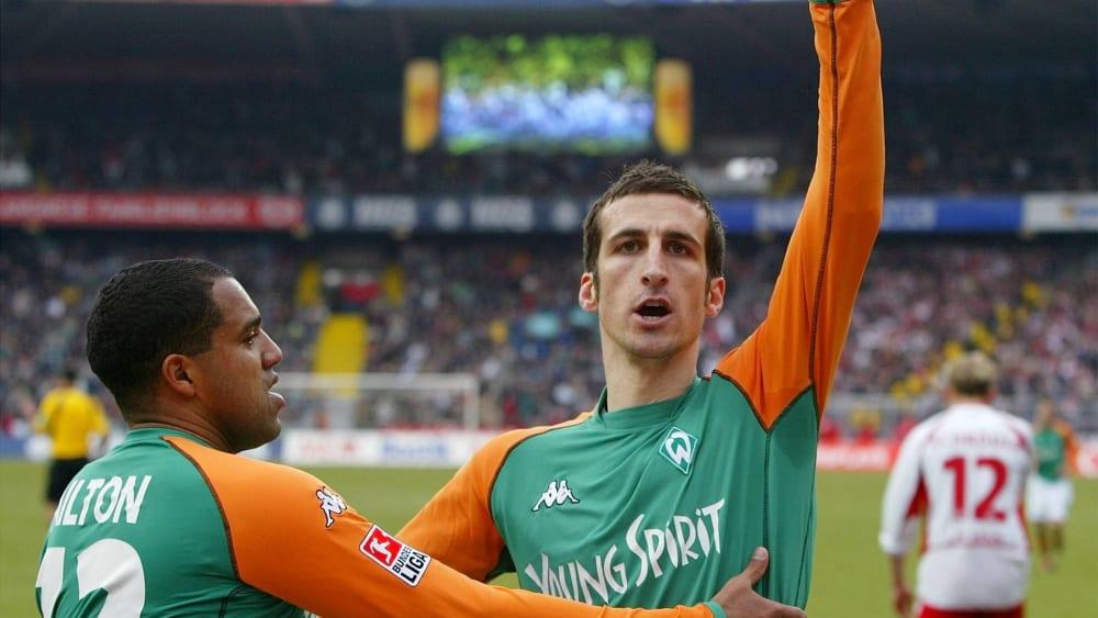 Genialer Fußballer: Der Franzose Johan Micoud.