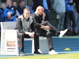 Flüthmann neuer Coach, Vollmann wird Sportdirektor