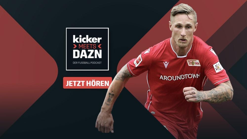 kicker meets DAZN - Folge 4 des Podcasts mit Sebastian Polter