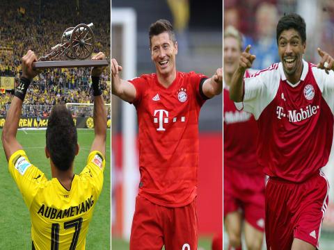 Meisten Tore Bundesliga Saison