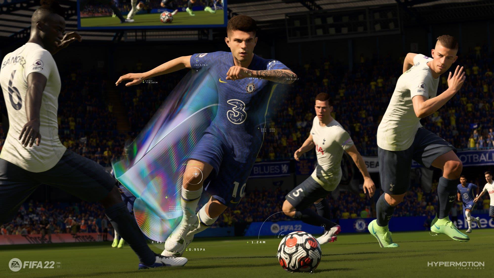 Sprinten, Taktik, Torhüter: Sorgen diese Änderungen für Innovation in FIFA 22?
