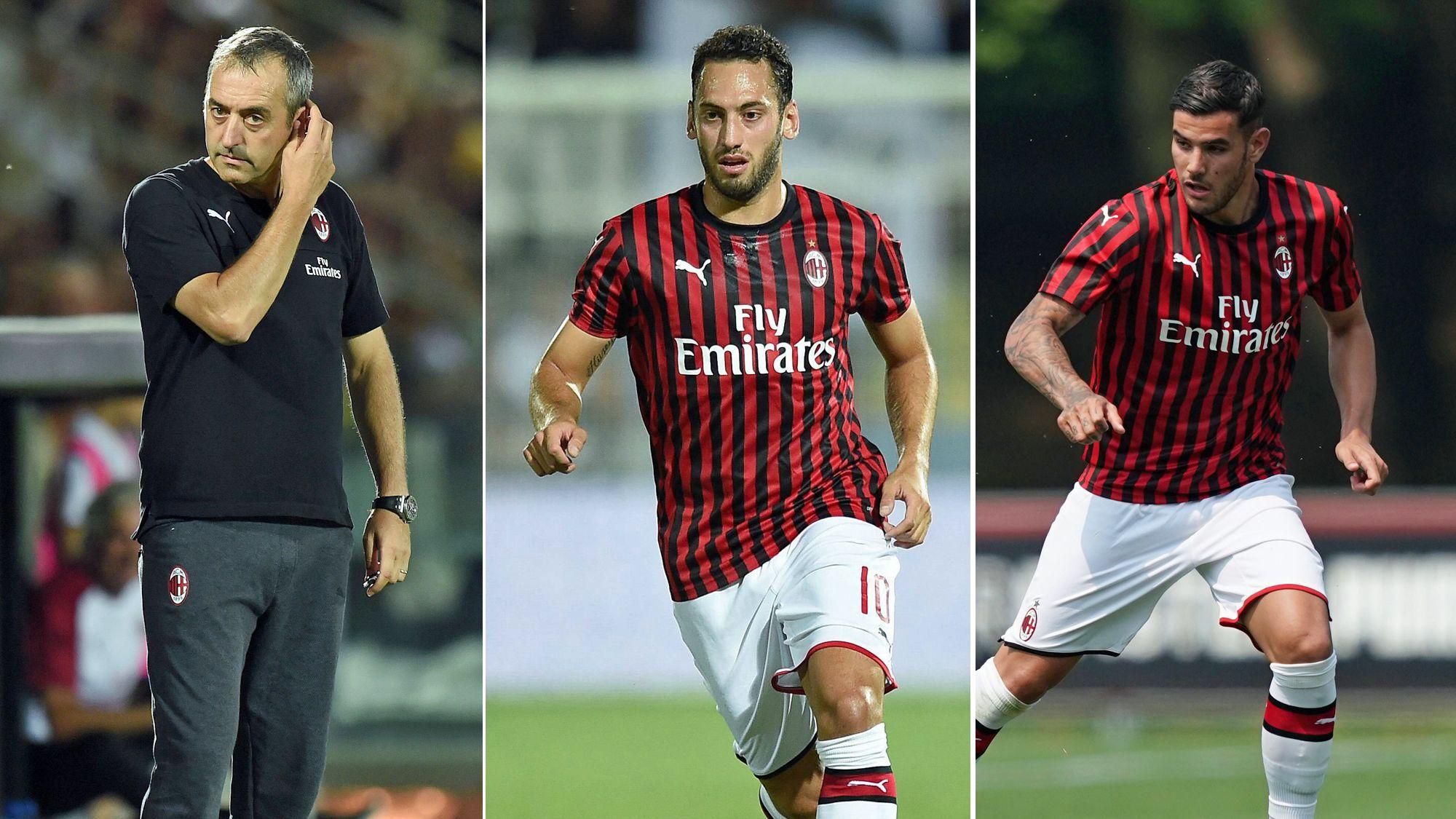 Milans Investition in die Zukunft - Hilft der Ausschluss aus der Europa League sogar? - AC Mailand im Check: Marco Giampaolos Philosophie passt zum Klub aus der Lombardei - kicker