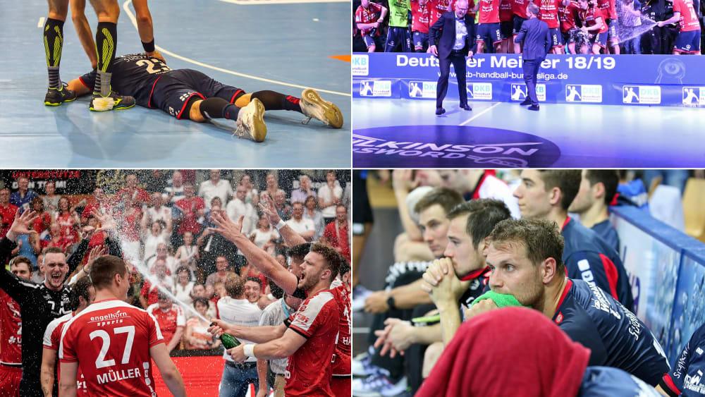 Am 34. Spieltag waren überschwängliche Freude und große Trauer nah beeinander.