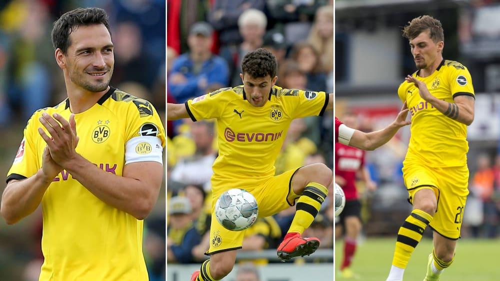 Hummels, Morey, Philipp