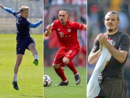 Diese Bundesliga- und Zweitliga-Profis sind jetzt ablösefrei zu haben