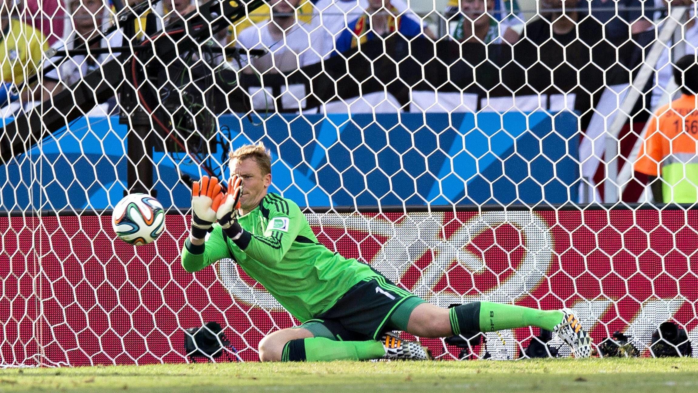 Manuel Neuer schaffte es in die Weltklasse.