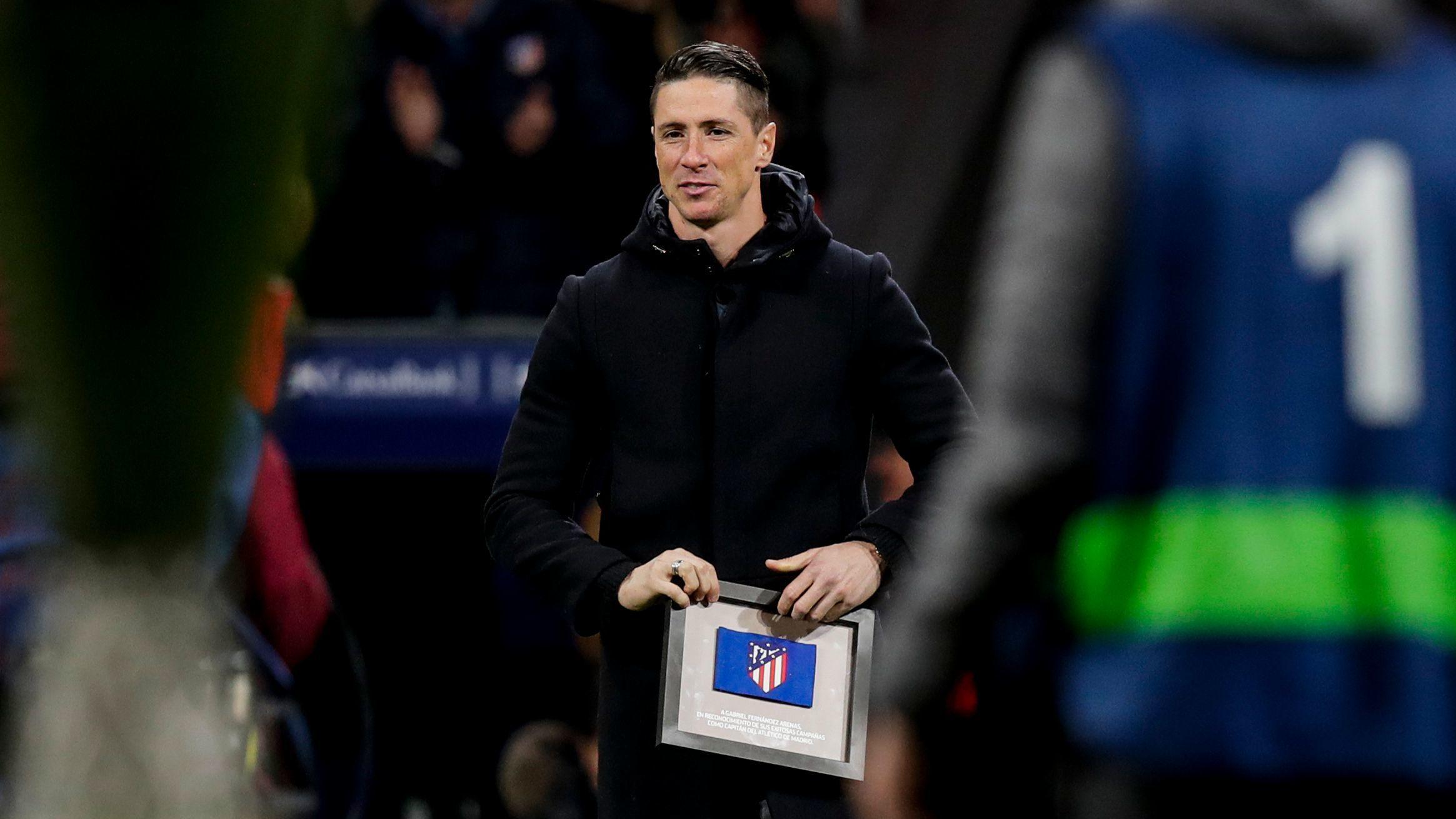 Fernando Torres übernimmt U 19 bei Atletico