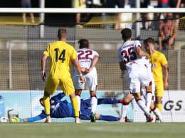1:2 in Bayreuth: Club kassiert erste Niederlage
