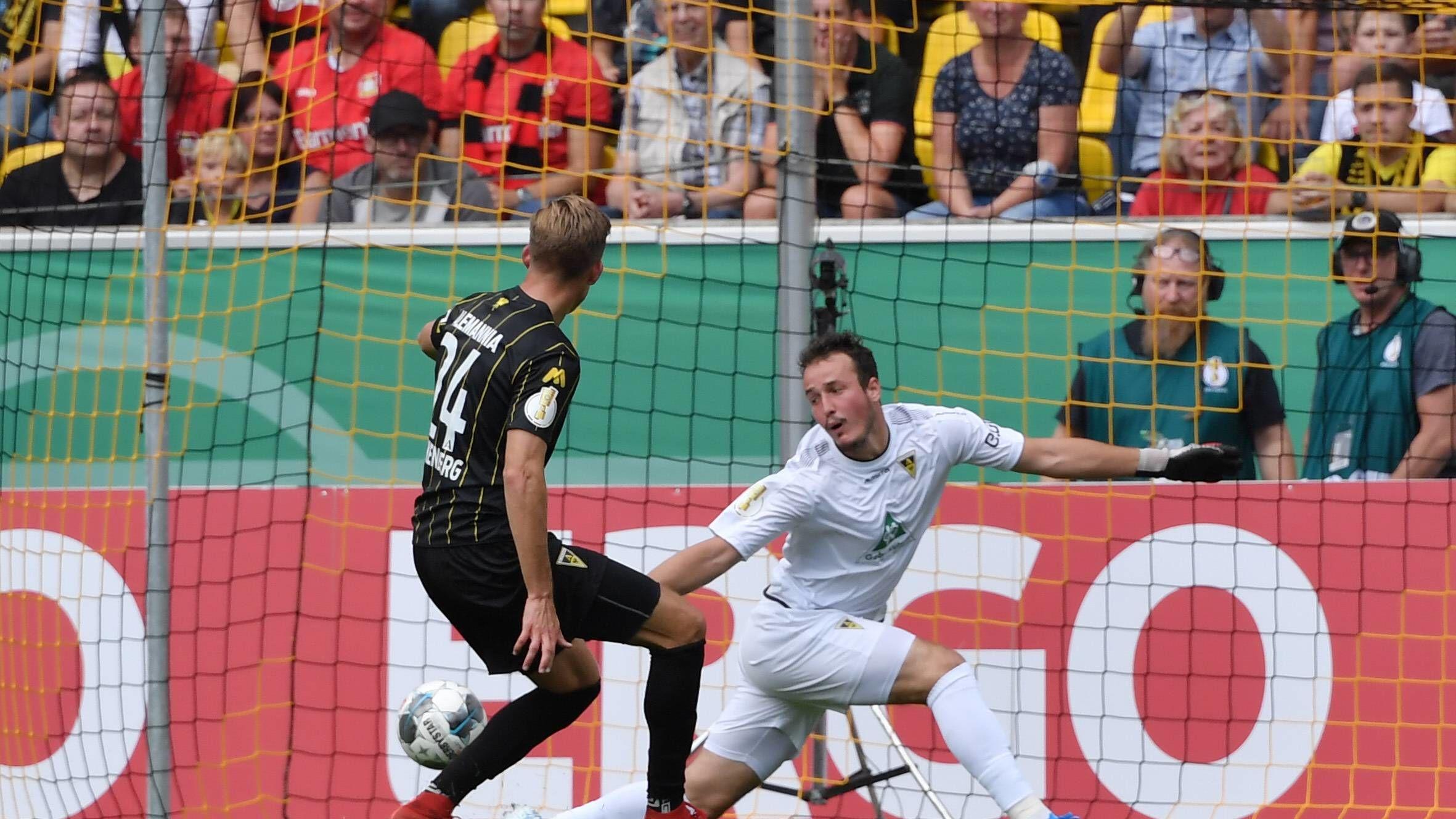 Spielanalyse | Alemannia Aachen - Bayer 04 Leverkusen 1:4 | 1. Runde | DFB-Pokal 2019/20 - kicker