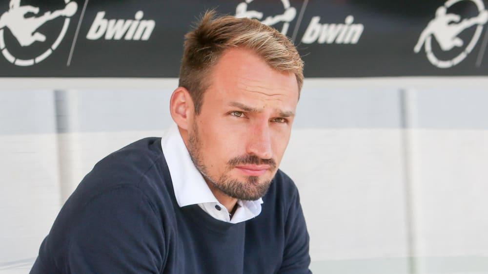 """Zwickaus Wachsmuth bemängelt: """"Das ist zu viel"""" - FSV kassierte gegen Uerdingen vierte Niederlage"""