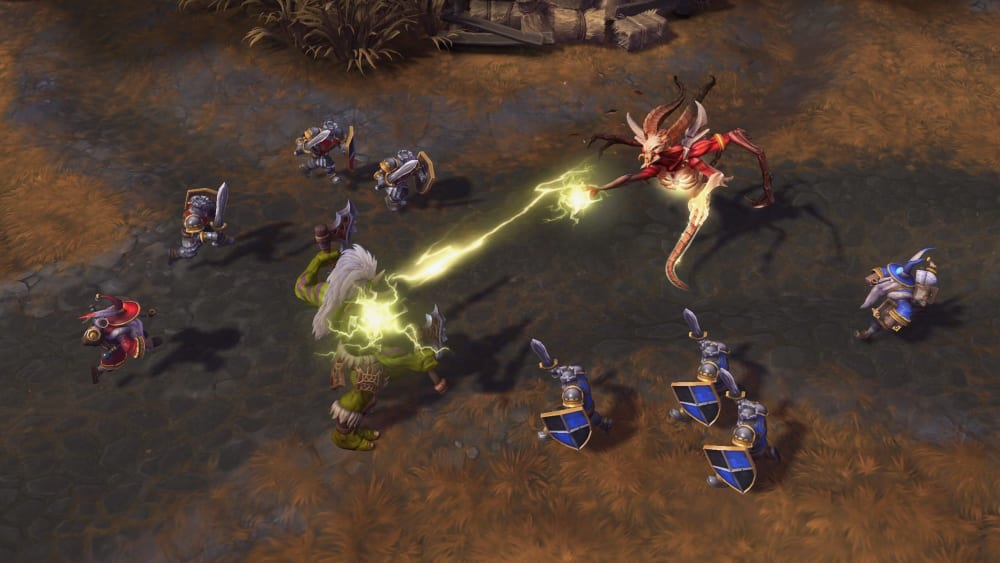 Mephisto ist ein Support, der auf Nahkampf spezialisiert ist