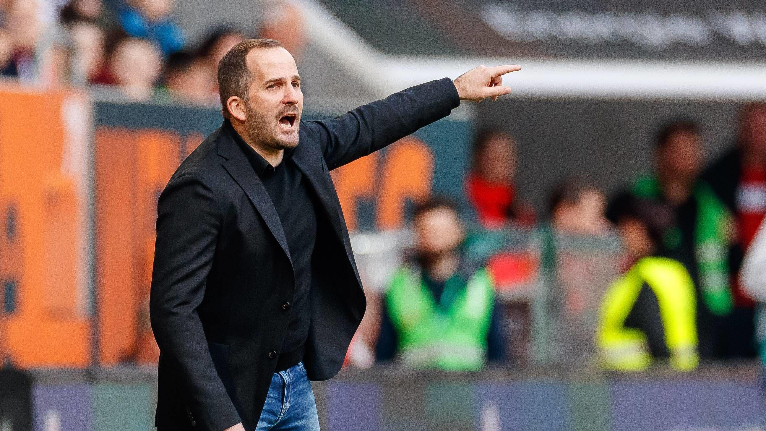 Baum wird Trainer der deutschen U 20 | Junioren-Fußball - kicker