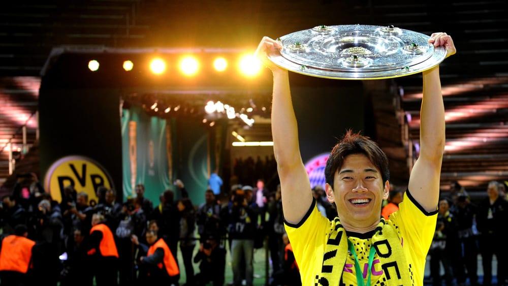 Shinji Kagawa hat es in die Weltklasse geschafft.
