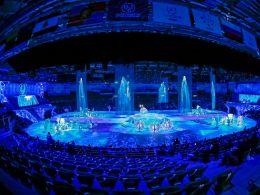 Die Eröffnungsfeier der Winter-Universade 2019