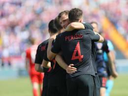 Perisic führt Kroatien zum Sieg über Wales