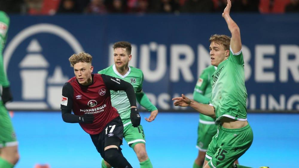 Vfl Osnabrück Gegen Hannover 96