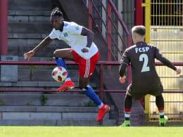 Hansa Rostock leiht HSV-Talent Opoku aus