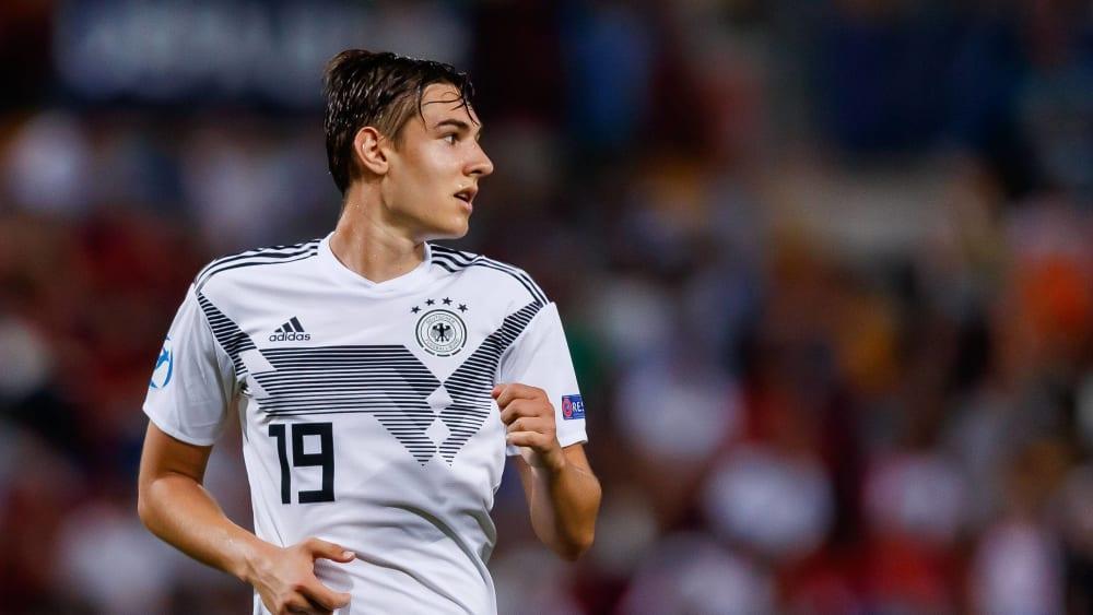 Florian Neuhaus (22) - Bor. Mönchengladbach