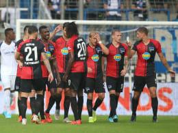 Duda sichert der Hertha ein 1:1 in Bochum