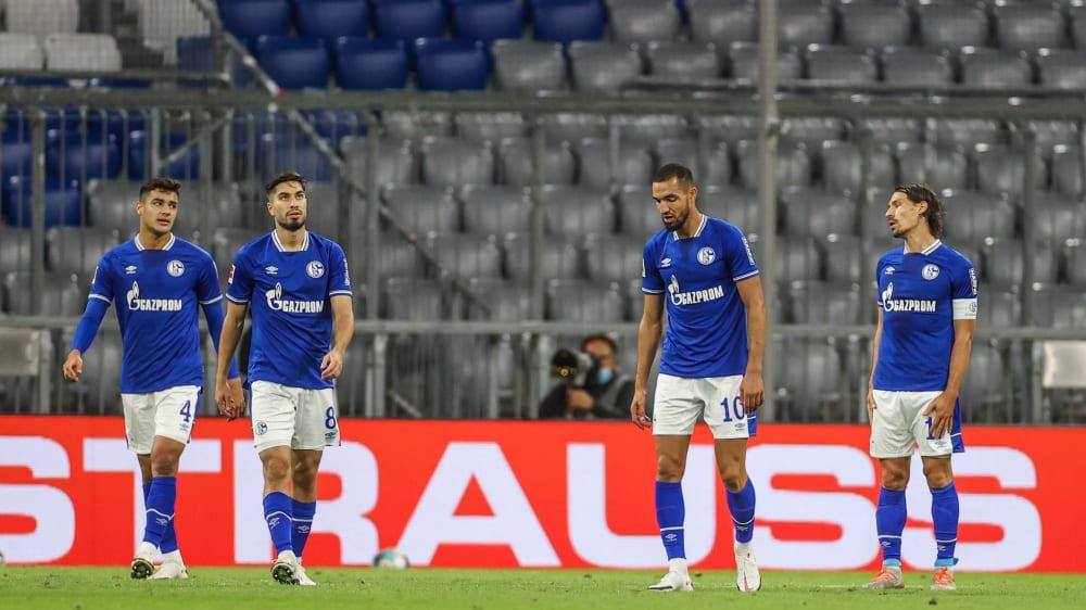 Schalke Hat Verloren