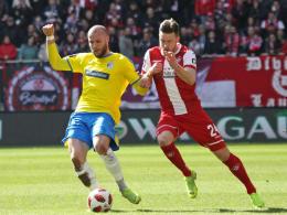 Viel Erfahrung für den FCK: Starke kommt aus Jena