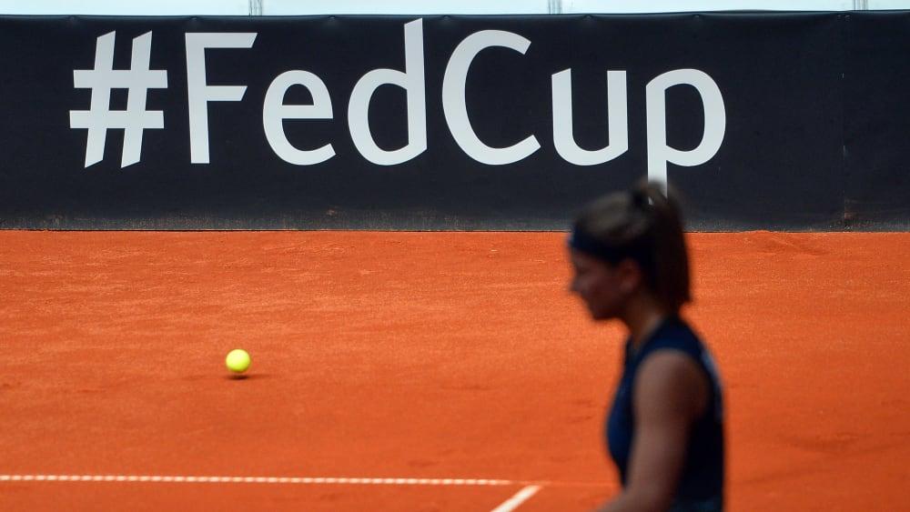 Kommt im neuen Format daher: Der Fed Cup.