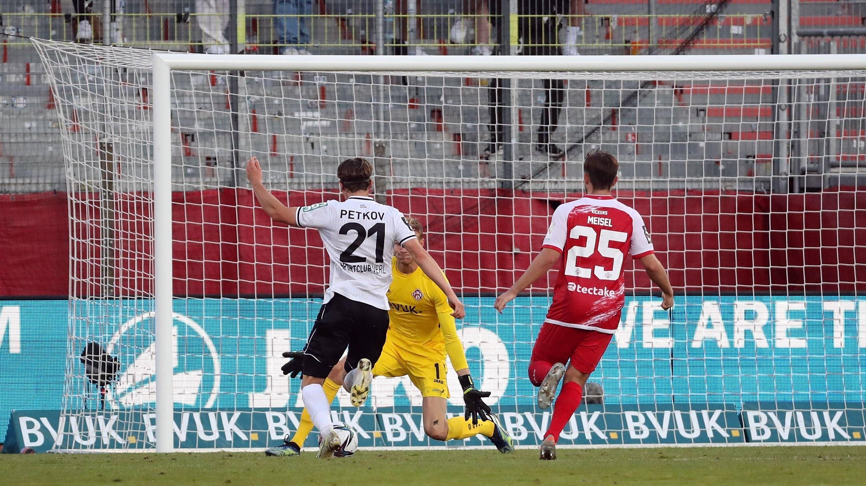 Petkov schießt Verl am Dallenberg zum Sieg