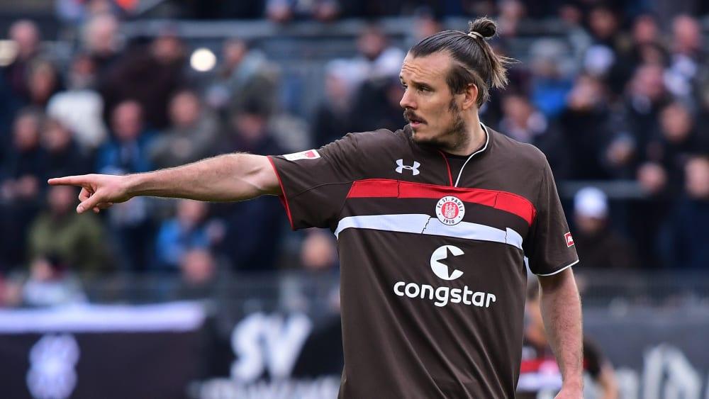 Unterschreibt in Sydney und trifft auf Trainer Markus Babbel: Alex Meier, zuletzt beim FC St. Pauli.