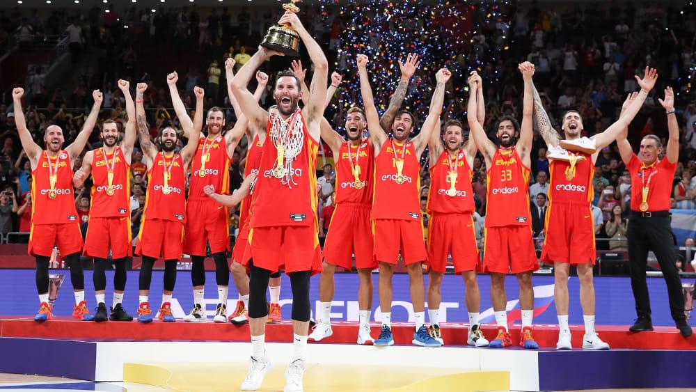 In Bildern: Das war die Basketball-WM in China