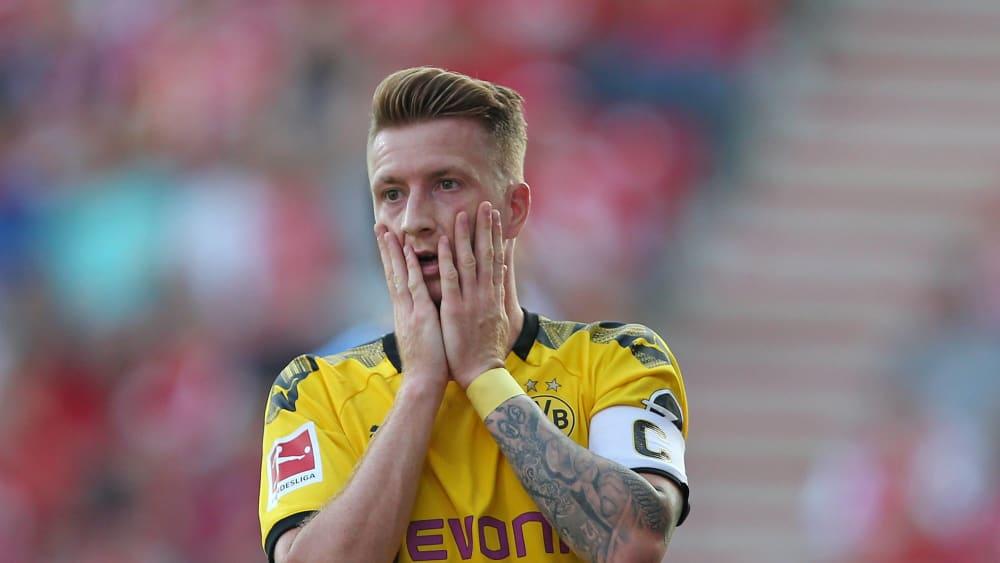 """Reus: """"Gegen Leverkusen müssen wir Trotzreaktion zeigen"""" - BVB-Kapitän hakt Union-Niederlage ab und blickt nach vorne"""