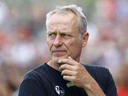 SC gegen den VfB erstmals richtig gefordert