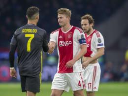 De Ligt wohl auf dem Weg zu Juventus - mit Folgen für Pogba?