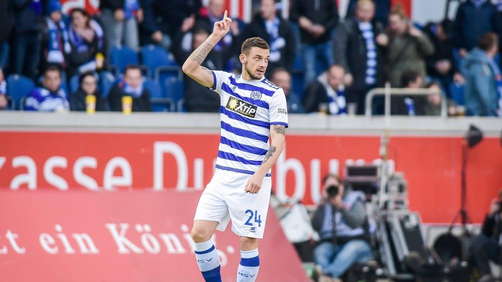 Hier bin ich: Angreifer Borys Tashchy wechselt zum FC St. Pauli.