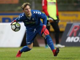 Aspach leiht Keeper Frommann aus und holt zwei weitere Spieler