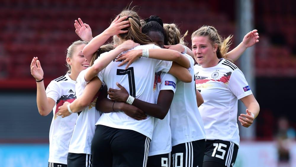 Deutsche U-19-Juniorinnen